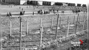 WWII POW Camp in Lethbridge leaves lasting impression on German soldier