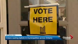 Some Toronto residents running into confusion at polling stations in Toronto