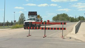 City of Regina forgets to put up signs, accidentally creates infuriating traffic jam