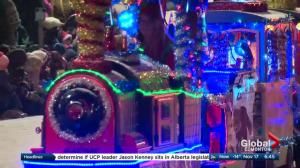 Santa's Parade of Lights coming to downtown Edmonton this weekend