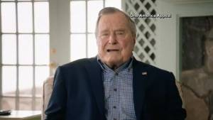 All 5 living former U.S. presidents appear in video to appeal for Hurricane Harvey relief donations