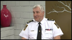 Peterborough Police Chief Murray Rodd on retiring after 35 years in policing