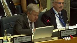 African counter-terror strategy needs more support: UN chief