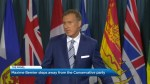 The Panel: Maxime Bernier leaves the PC party