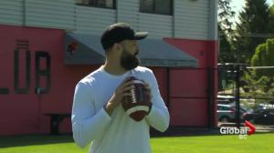 The Life of BC Lions' new QB Mike Reilly