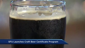 SFU launches craft beer program