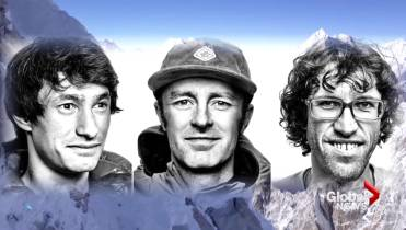 Parents say Austrian climber missing in Banff National Park