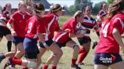 Play video: Athletes cleared to play still have brain changes: study