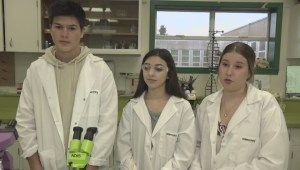 Nanaimo high school students' experiment ready to blast off