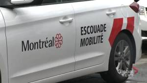 Montreal's mobility squad officially gets rolling (01:29)