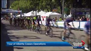 Tour of Alberta ceases operations