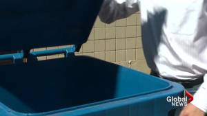 City of Lethbridge announces timeline for curbside recycling rollout