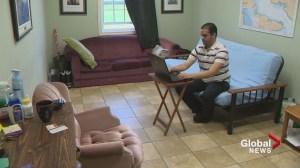 Man who has taken refuge in a Shediac, N.B. church since 2015 hopes to make Canada home