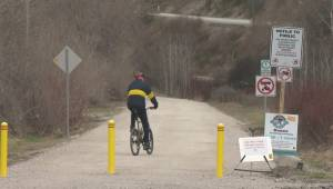 Feds come up with more than $1 million for Okanagan Rail Trail