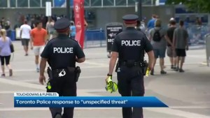 Did the Toronto Police make the right call by letting the public know about an 'unspecified threat?'