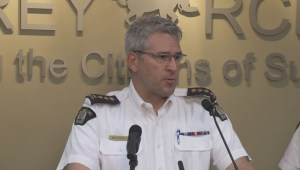 Presser: RCMP on Surrey-Delta gang war