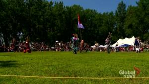 Kahnawake Powwow exhibits First Nations culture