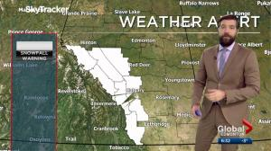 Edmonton Weather Forecast: March 15