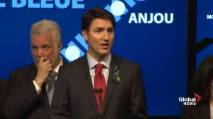 Trudeau not as eager as Alberta to invest in Trans Mountain pipeline