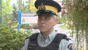 The future of policing in Surrey has become a hot-button civic election issue