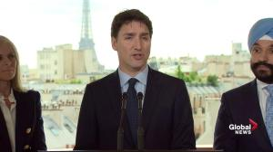 Trudeau: The digital world must be safe,transparent, accountable, private