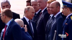 Russia's Putin arrives in Buenos Aires for G20 summit