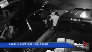 Lethbridge residents are frustrated with amount of theft in neighbourhoods