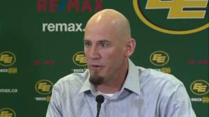 'Look forward to a great season': Head coach's message to Edmonton Eskimos fans