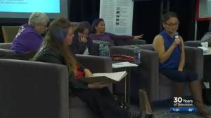MMIWG national inquiry hears testimony from families in Saskatoon