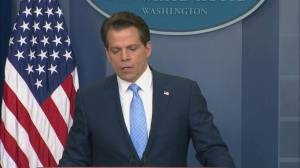Scaramucci says he would 'love' to have Sean Spicer stay
