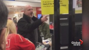 Calgary man admits to racist tirade at Superstore; sentenced to probation, anger management