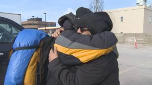 Winnipeg Good Samaritan meets homeless man he saved from beating