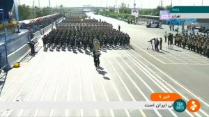 Gunmen disguised as soldiers attack Iranian military parade, kill 24