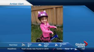 Amber Alert continues for Hailey Dunbar-Blanchette