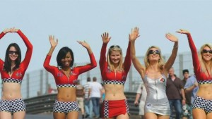 Formula 1 no longer using 'grid girls'