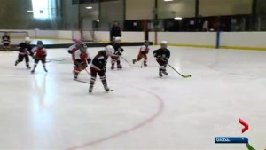 Highlights from Simons Valley Timbits Winter Classic