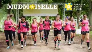 A preview of the 5th Annual Mudmoiselle Fun Run