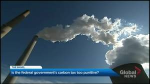Is the federal government carbon tax too punitive?