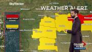 Play video: Edmonton Weather Forecast: May 24