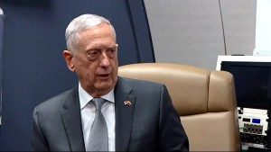 'There's been no cost estimate': James Mattis denies military parade cost proposals
