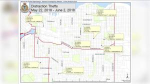 Spike in public distraction thefts targeting B.C. seniors