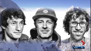 3 mountaineers found dead after avalanche in Banff National Park
