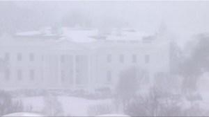 Blizzard dumps snow across eastern U.S.