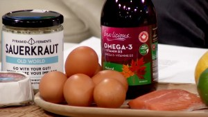 Foods and supplements that will help you fight sickness during flu season