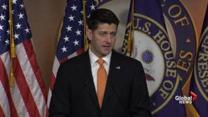 'It's a really high standard': Paul Ryan speaks out against Rod Rosenstein impeachment move