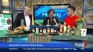 The Food and Wine expo returns to Toronto