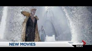 Movie reviews: The Huntsman: Winter's War, The First Monday in May &
