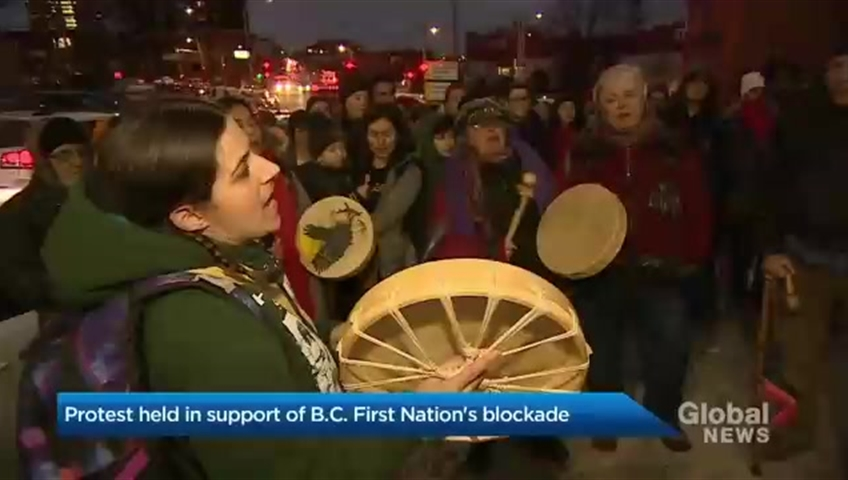 Talks continue to break impasse over pipeline construction in northern BC