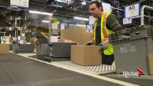 Cyber Monday takes over Canada Post