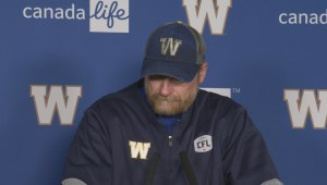 RAW: Blue Bombers Mike O'Shea Media Briefing – May 23